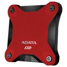 Накопитель SSD 256GB AData SD600 USB 3.1 Red