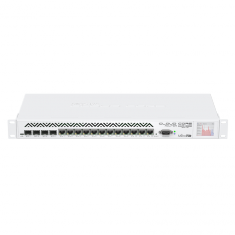 Маршрутизатор Mikrotik CCR1036-12G-4S-EM 12x1Gbit