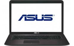 Ноутбук ASUS X756UA-T4404D Dark Brown (90NB0A01-M04880)