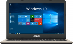 Ноутбук ASUS R558UQ-DM968T Golden (90NB0BH3-M12550)