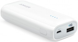 Универсальная мобильная батарея ANKER 5200mAh V3 W