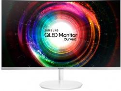 """Монитор 27"""" Samsung C27H711Q Silver CURVED (LC27H711QEIXCI)"""