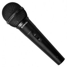 Микрофон DEFENDER MIC-130 черный