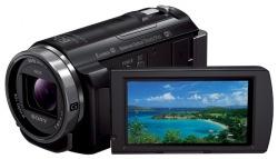 Цифровая видеокамера SONY HDR-CX530E Black
