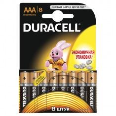 Батарейки DURACELL LR03(ААА) MN2400 (8 шт.)