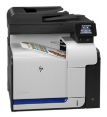 Принтер HP LaserJet Pro 500 color MFP 570dn (CZ271A)