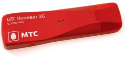 USB-модем MTS 3G CDMA