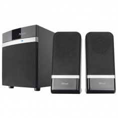Колонки 2.1 Trust Raina Subwoofer Speaker Set USB