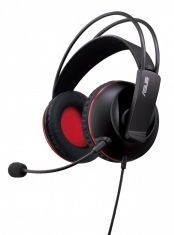 Гарнитура Asus Cerberus V2 Red Gaming Headset