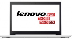 Ноутбук Lenovo IdeaPad 320 Blizzard White (80XR00WBRA)