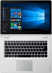 Ноутбук Lenovo Yoga 510 White (80S700EYRA)
