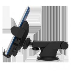 Автодержатель iOttie Wireless Qi Black (HLCRIO132)