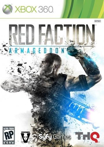 Xbox 360 Игра Red Faction Armageddon