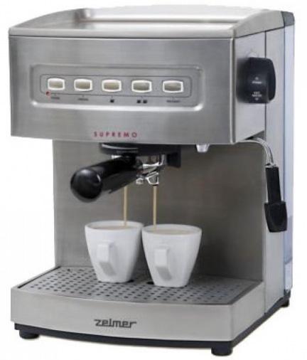 Кофеварка ZELMER 13Z013 / ZCM2051X
