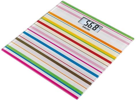 Весы Beurer GS 27 Happy Stripes