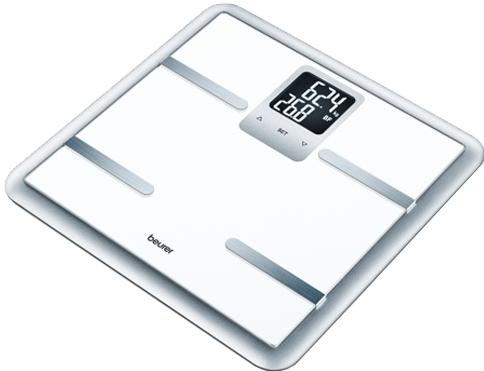 Весы Beurer BG 40 (black/white)