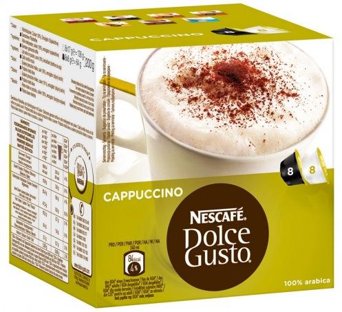 Напій NESCAFE DOLCE GUSTO Капучино