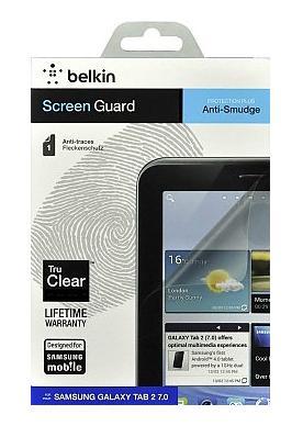Защитная пленка GalaxyTab2 7.0 Belkin Screen