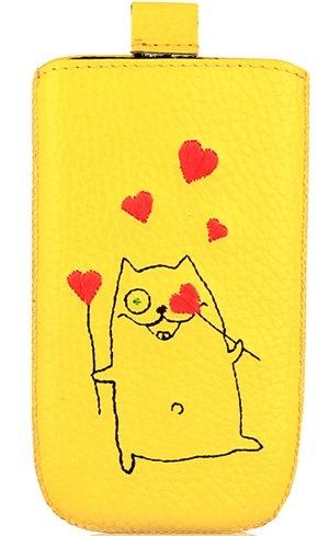Чохол RP Cat жовтий p2