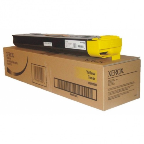 Тонер картридж Xerox 700DCP Yellow (006R01382)