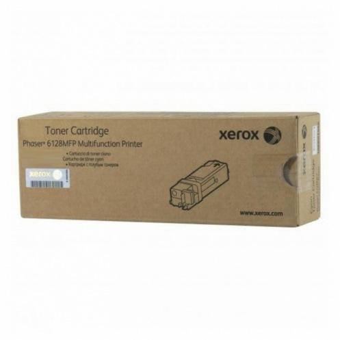 Тонер Xerox Phaser 6128 (106R01457) Magenta