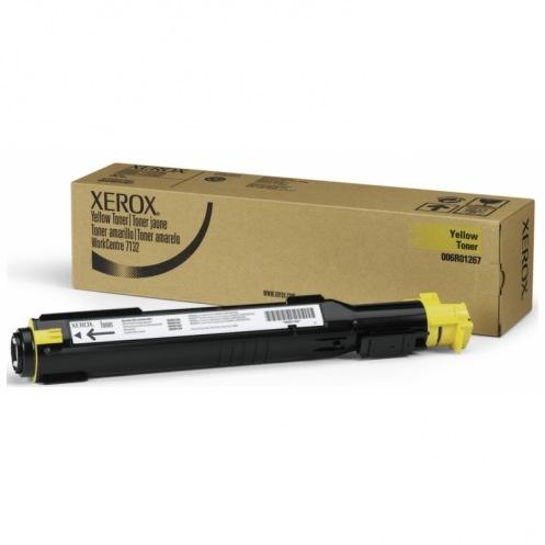 Тонер картридж Xerox WC 7132 Yellow (006R01271)