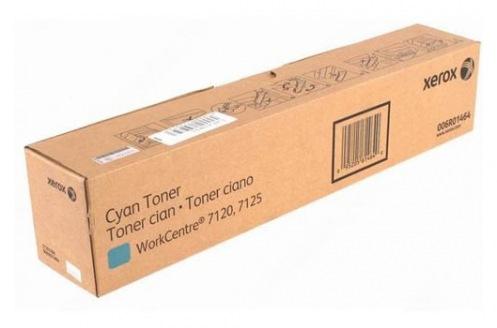 Тонер картридж Xerox WC7120 Cyan (006R01464)