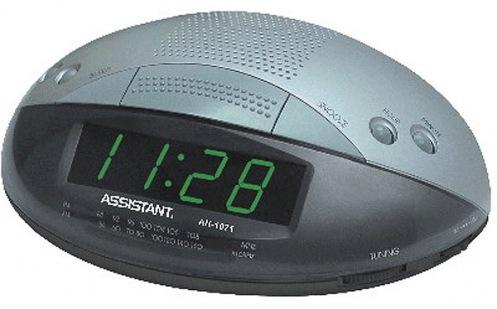 Настільний годинник ASSISTANT AH-1071