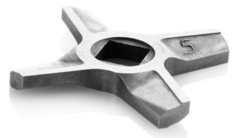 Двосторонній ніж для м'ясорубки ZELMER ZMMA025X / A86.1009
