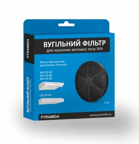Фильтр угольный PyramidaA к WH 10-50/20-60