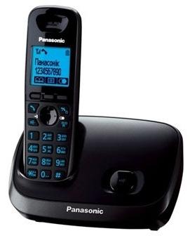 Стационарный телефон PANASONIC KX-TG6511UAT