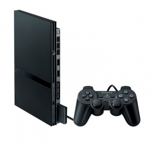 Консоль Sony PlayStation 2 Slim