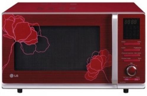 Микроволновая печь LG MF 6588 PRFR