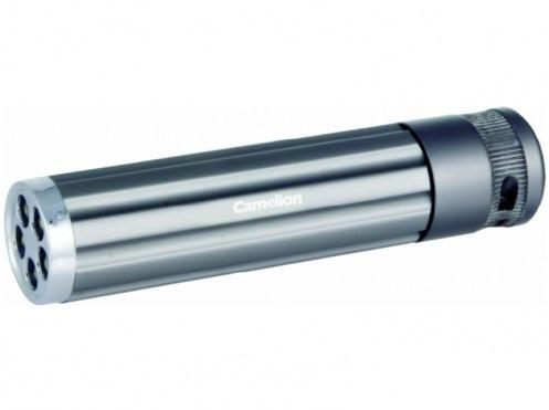 Ліхтар CAMELION LED5101-5 (матове срібло)