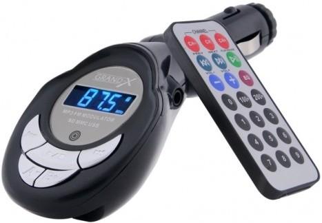 Автомобильный FM-модулятор GRAND-X CUFM55