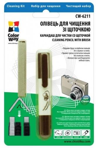 Чистящий карандаш ColorWay CW-6211