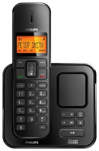 Радиотелефон Philips SE1751B/51