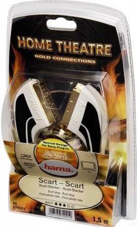 Scart аудиовидеокабель HAMA 79001