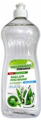 Вода для утюгов Green-Clean 1000мл