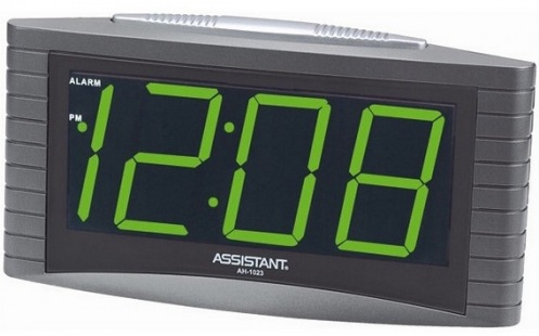 Часы  ASSISTANT AH-1023 green