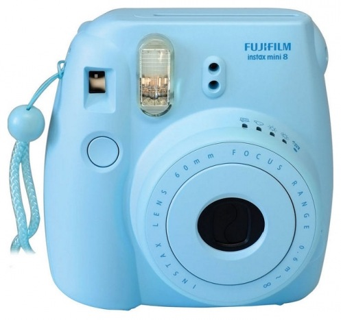Фотокамера моментальной печати Fujifilm Instax Mini 8 Instant camera Blue