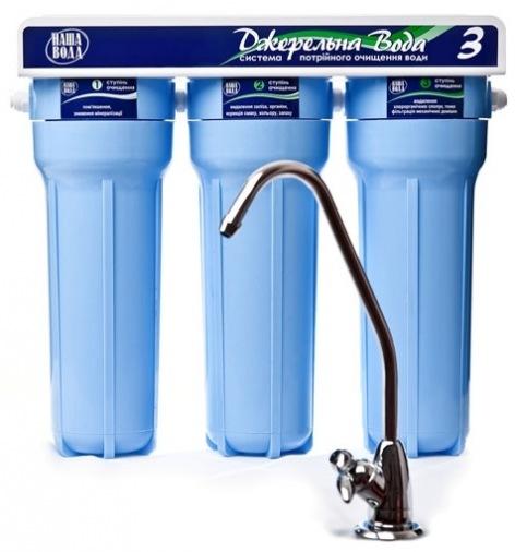 Фильтр Наша вода Родниковая вода 3