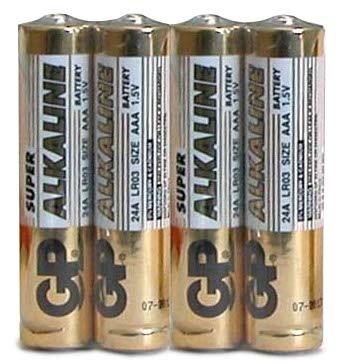 Батарейки GP 24A (4шт.)
