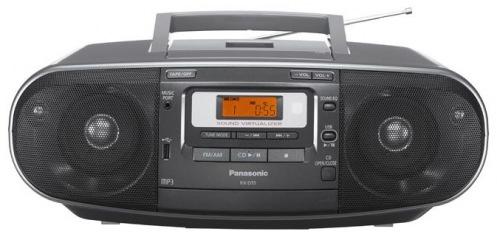 Магнитола Panasonic RX-D55EE-K