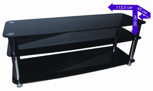 Тумба Glasser TV-1006