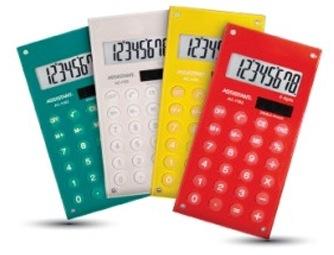 Калькулятор ASSISTANT AC-1193 mareno