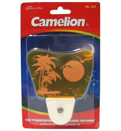Светильник CAMELION NL-101 пальма
