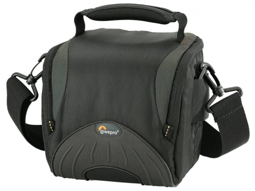 Сумка для фотоаппарата Lowepro Apex 110 AW Black