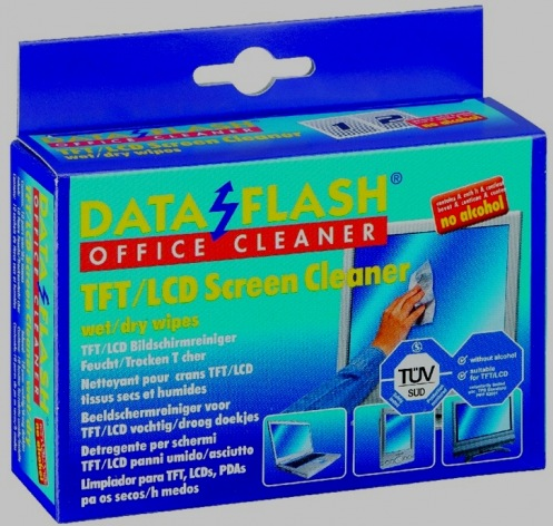 Серветки DATA FLASH DF1817