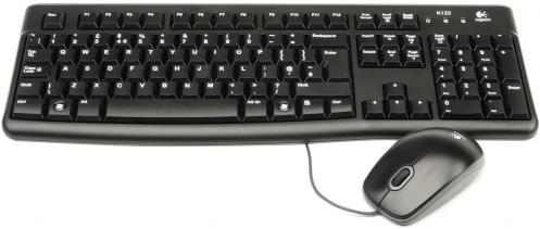 Клавиатура + мышь LOGITECH МК120 (920-002561)